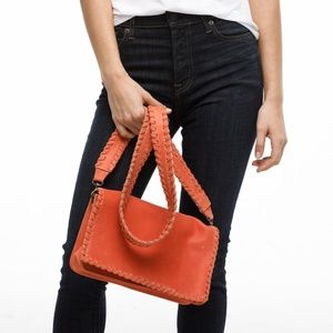 ABLE Local + Global Whipstitch Crossbody Bag